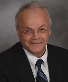 Portrait of Mike Hotlen