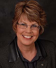 Portrait of Lynette Rieder