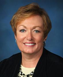 Portrait of Patricia Schultz