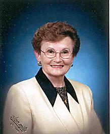 Portrait of Mary Honish