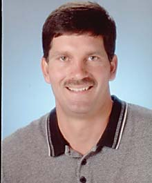 Portrait of Gregg Schernecker