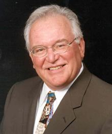 Portrait of Phil Bernhagen