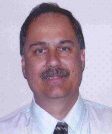 Portrait of Larry De Ford