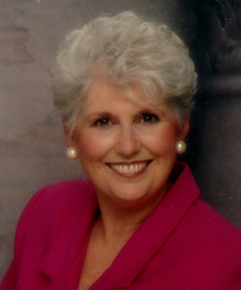Portrait of Geri Herreid