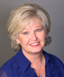 Portrait of Gail Krajewski