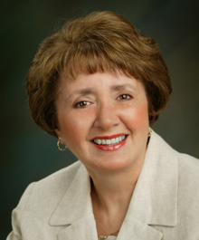 Portrait of Yvette Neary