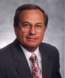 Portrait of Fred Schilling
