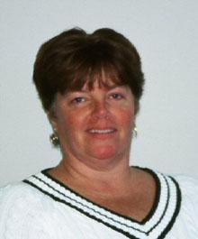 Portrait of Maggie Walters