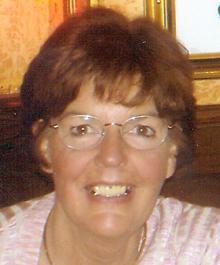 Portrait of Barb McGill