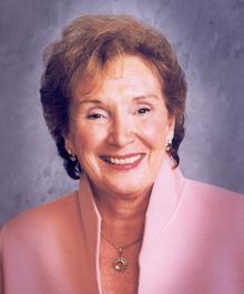 Portrait of Lea Bazelon