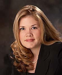 Portrait of Victoria A. Schultz