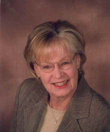 Portrait of Jackie Russo