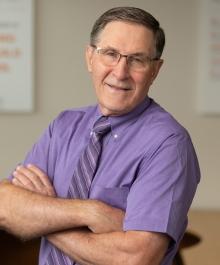 Portrait of Donald Delzer