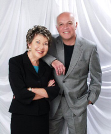 Portrait of The Fred and Elaine Team
