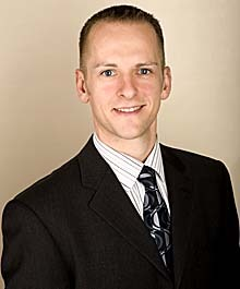 Portrait of Michael Kurylak