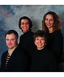 Portrait of Alt Young Team