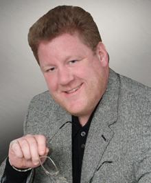 Portrait of Scott Boyd