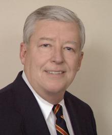 Portrait of John Stoker