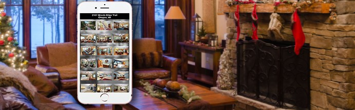 Find the property you really want with the First Weber app