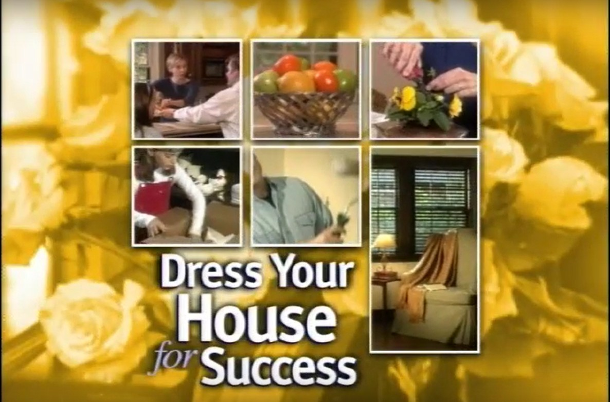 Dress your home for success