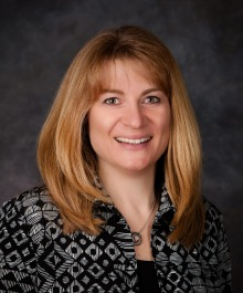 Portrait of Vicki Buksyk