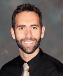 Portrait of Joel Hedeman