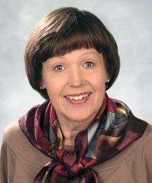 Portrait of Jan Marie Aasen