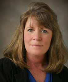 Portrait of Julie Alberts