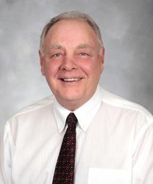 Portrait of Robert Ayres