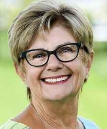 Portrait of Susan Barth