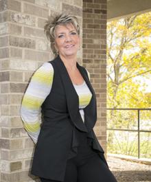 Portrait of Cheri Brewster