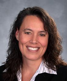 Portrait of Tracy Brokiewicz