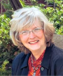 Portrait of Nancy Counter