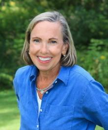 Portrait of Wendy Crawford