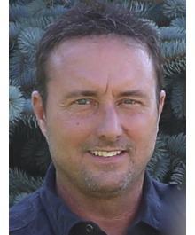 Portrait of Bill Tate