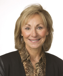 Portrait of Karen Goelz