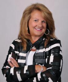 Portrait of Cyndie Brown