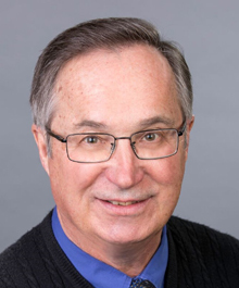 Portrait of Mark Guirlinger