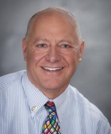 Portrait of Pete Weyenberg