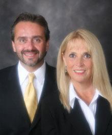 Portrait of Linda Karl/Sam and Karly Team