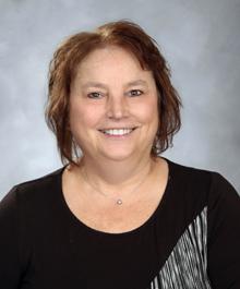 Portrait of Debbie Major