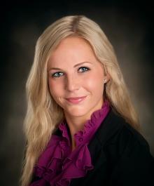 Portrait of Allison Doerr