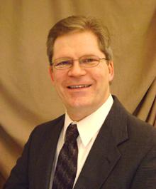 Portrait of Craig Miller