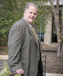 Portrait of Jim Olson