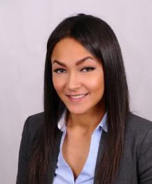 Portrait of Catherine Ortega
