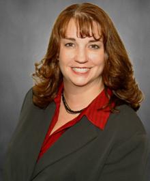Portrait of Becky Pileggi