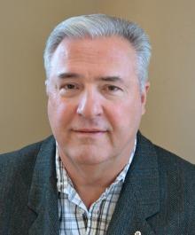 Portrait of Dave Riek