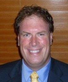 Portrait of Mark Nortman