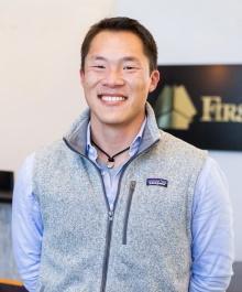 Portrait of Andrew Han