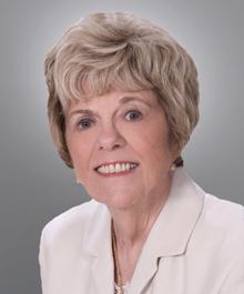 Portrait of Carol Ann Sciano